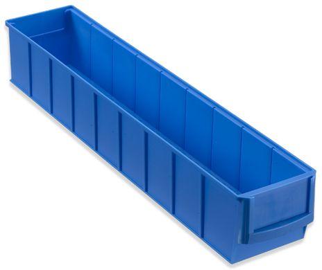 Regalbox Grip 500S, blau, 16 Stück – Bild 1
