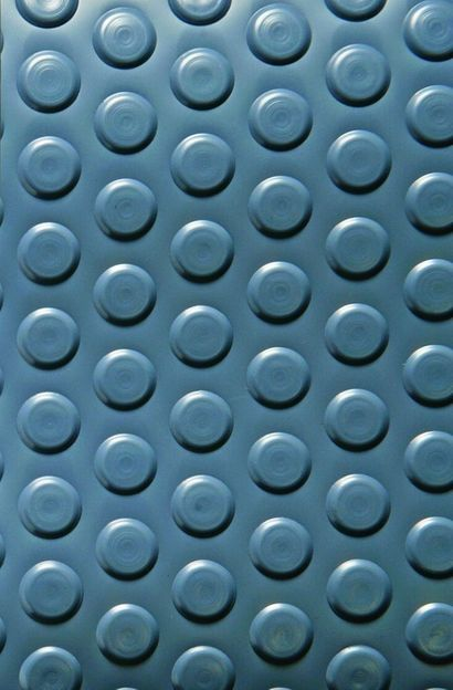 Heron FlexiButton, strapazierfähige Werkbankmatte, Rollenware – Bild 2