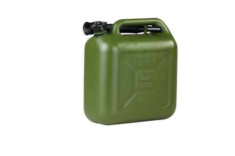 Transport Kraftstoff Kanister 10 L, oliv