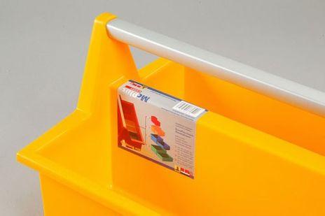 Werkzeug - Tragekasten McPlus Carry 40 gelb – Bild 2
