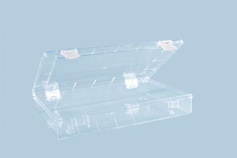 Deckel für Sortimentskasten aus glasklarem Polystyrol – Bild 2