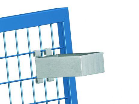 Zusatzartikel Materialkasten 1200 x 250 x 40 mm