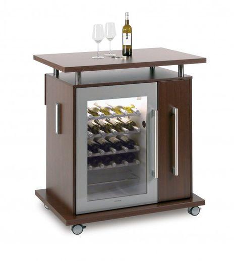 Getränke- und Weinwagen 1040 x 730 x 1180 mm – Bild 1