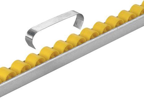 Durchlaufregal, Zusatz-Fachebene, Verzinkt 1200 mm – Bild 3