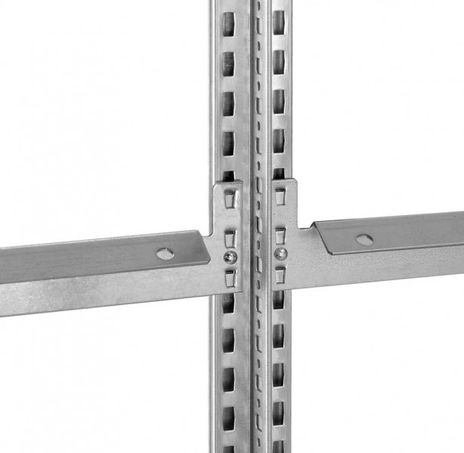 Reifen-/Felgentraversenpaar verzinkt, L: 1500 mm – Bild 3