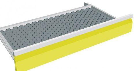 Maxmobile 1 Schubladen Universal Schaumstoffeinsatz für BLH 100 mm