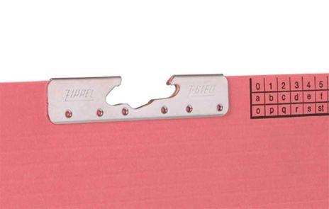 Pendelheftregale (Grundregal) Stecksystem, Einseitige Nutzung – Bild 2