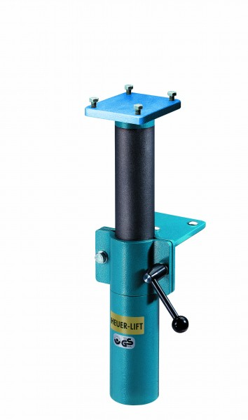 HEUER Lift, Backenbreite 120 mm, zulässige Belastung 4-10 kg – Bild 2