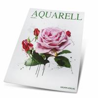 Aquarell Volume 1 - 80 seitiger Bildband / Vorlagen-Buch für Tätowierer