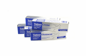 5x Tattoo Creme Pegasus Pro 25ml mit Cajeputöl Tattoosalbe Aftercare Pflegecreme