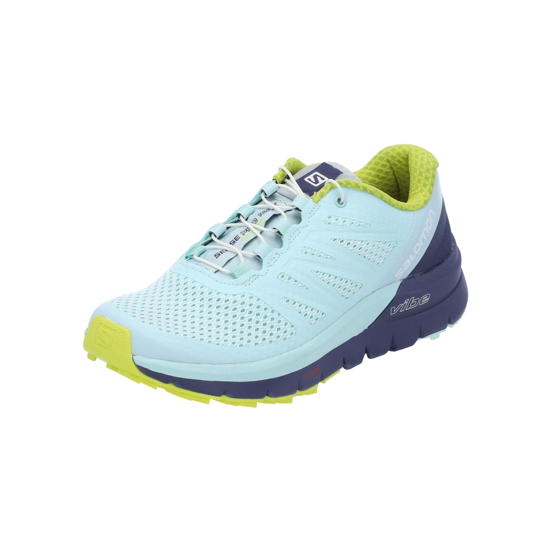 Détails sur Salomon Sense Pro Max W Sneaker Femmes Turn Chaussures Chaussures hell bleu Nouveau neuf dans sa boîte afficher le titre d'origine