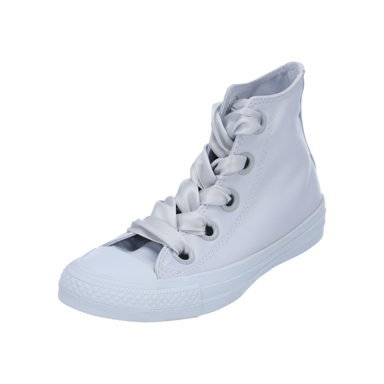 Détails sur Converse CHUCK TAYLOR ALL STAR BIG EYELETS HI Femme Baskets Blanc Chaussures