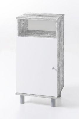 "Badmöbel Set ""Frio"", 5-teilig, Betonoptik – Bild 2"