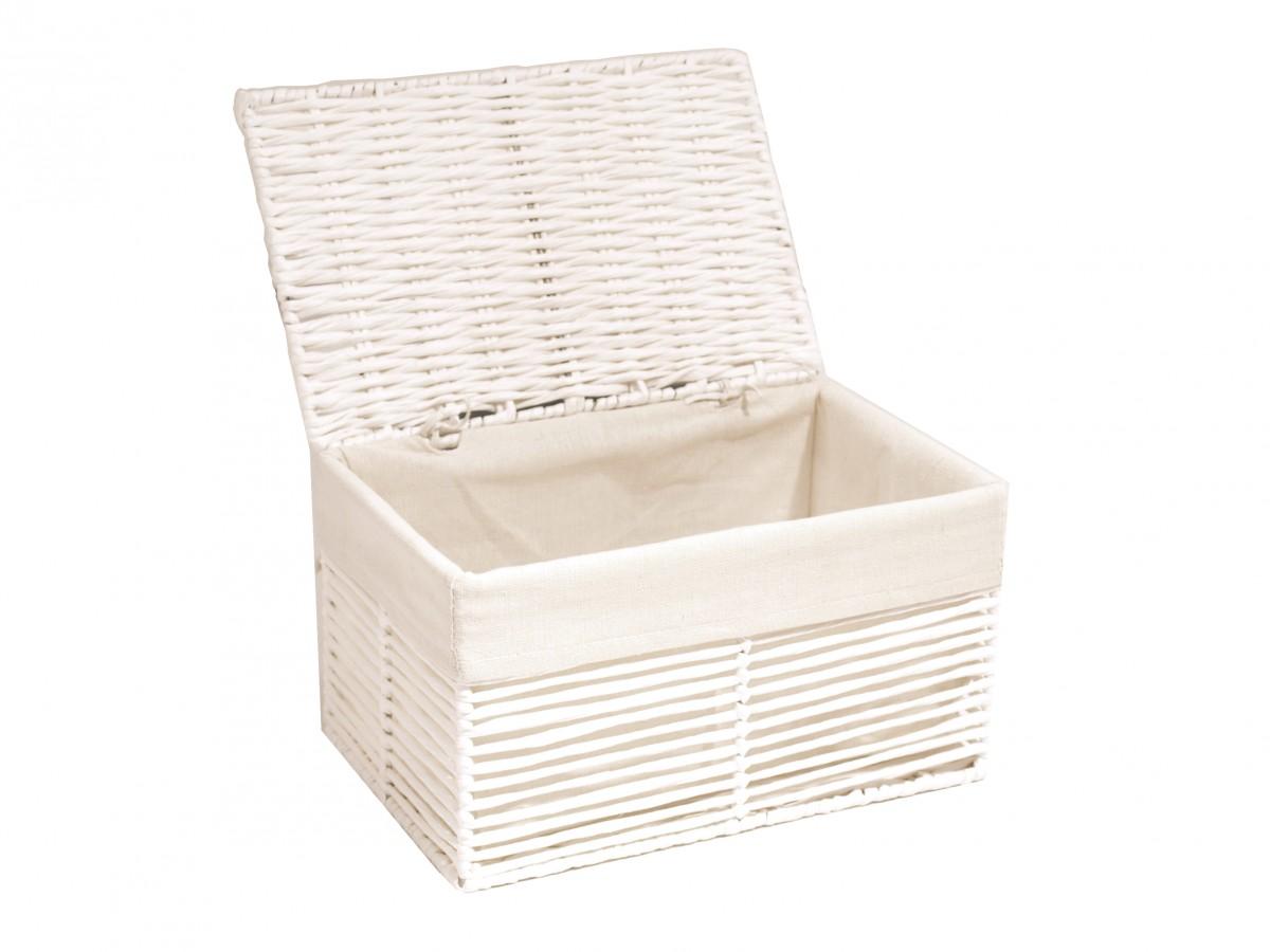 Aufbewahrungsbox Mit Deckel Badezimmer