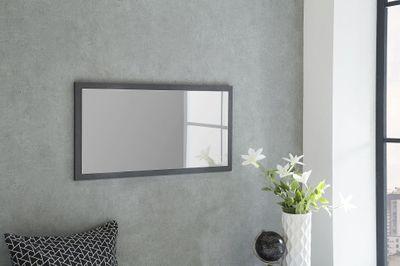 """Garderobenspiegel """"Tins VII"""" -  in weiß, Beton, Grafit oder Sonoma Eiche Nachbildung – Bild 1"""