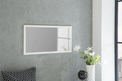 """Garderobenspiegel """"Tins VII"""" -  in weiß, Beton, Grafit oder Sonoma Eiche Nachbildung – Bild 5"""