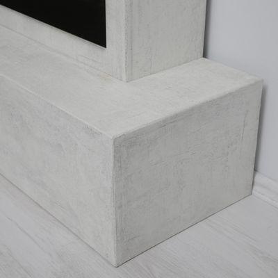 "Elektrokamin ""Calia III"" - in Betonstruktur betongrau – Bild 6"