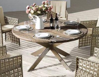 """Tisch """"Brasil I"""" aus Second Life Wood – Bild 1"""