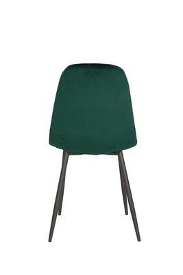 "Vierfußstuhl Set ""Riam I"" - in grau oder grün – Bild 2"