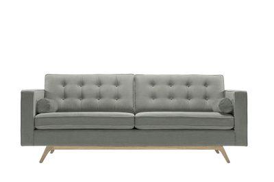 """3 Sitzer Sofa """"Estella"""" - in vielen modernen Farben – Bild 11"""