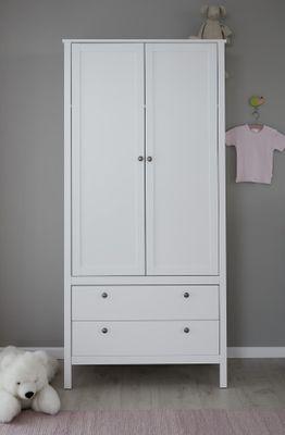"""Babyzimmer Set """"Juna I"""" - in weiß – Bild 2"""