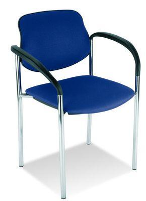 Konferenzstuhl Spree, blau