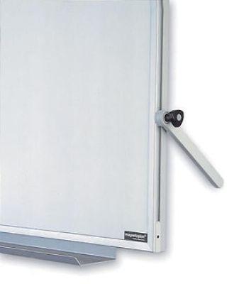 """Schreibtafel """"Bilbao"""", 200 x 100 cm, weiß – Bild 4"""