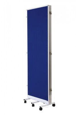 "Mobile Präsentationswand ""Santander"", blau – Bild 2"