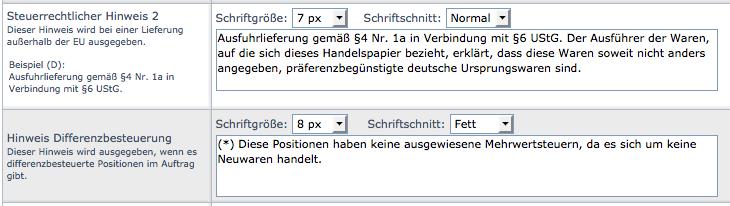 DE Einstellungen Standort Dokumente 15
