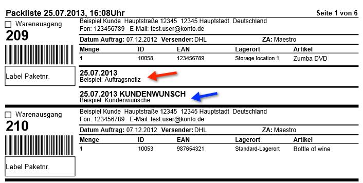 DE Einstellungen Auftraege Dokumente Packliste 02