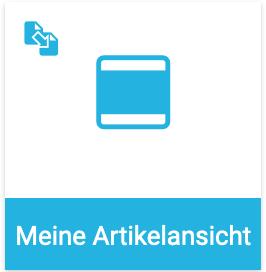 Icon für verknüpfte Unterkategorien.