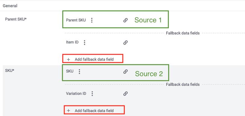 Add data field