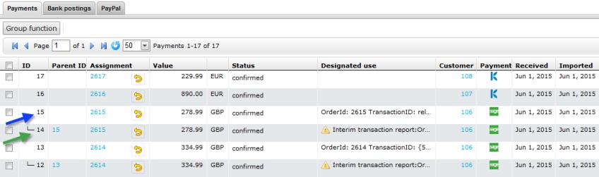 EN Interim Transaction Report 02
