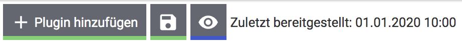 plugin set zeitstempel