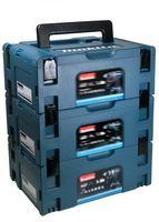 Makita Makpac Gr. 2 Transportbox 3er Set