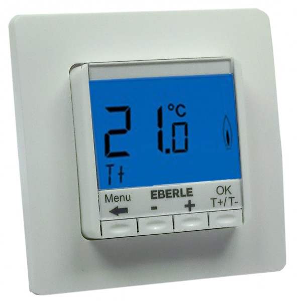 eberle fit np 3r raumthermostat blau 527815355100. Black Bedroom Furniture Sets. Home Design Ideas