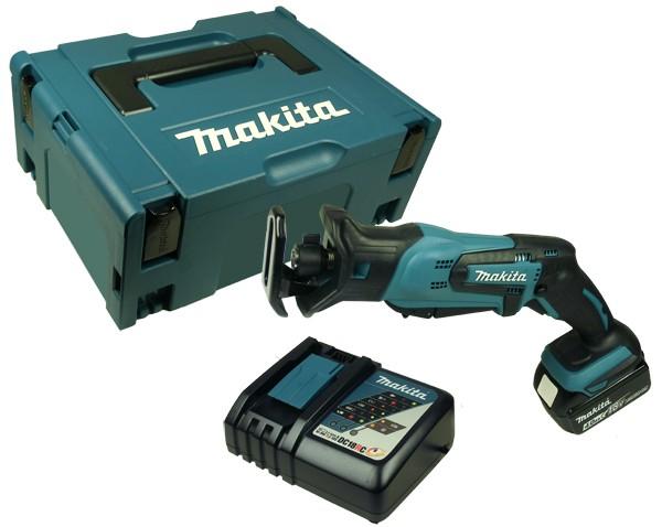 Makita Entfernungsmesser : Makita djr 183 rm1j akku reciprosäge 18 v 4 0 ah werkzeuge sägen