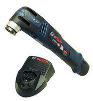 Bosch GOP 12 V - 28 Multifunktionswerkzeug  + Akku 1,5 Ah und Ladegerät