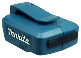 Makita ADP 05 Akku-USB-Adapter 2 x USB für 14,4 V und 18 V Li-Ion Akkus