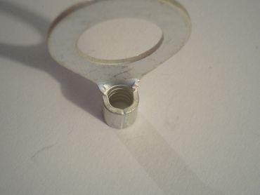 10 Stk. Ringkabelschuh verzinnt 10 mm² M 12 – Bild 3