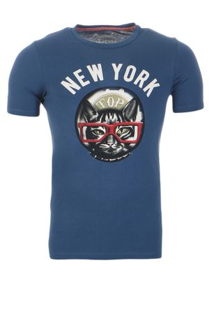 JACK & JONES ANIMAL TEE HOODS