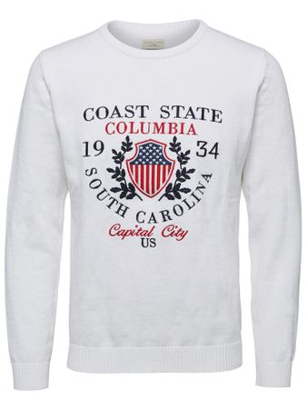 SELECTED Pullover FLAG