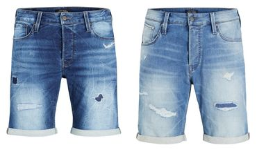 Jack & Jones RICK ICON Jeans Shorts