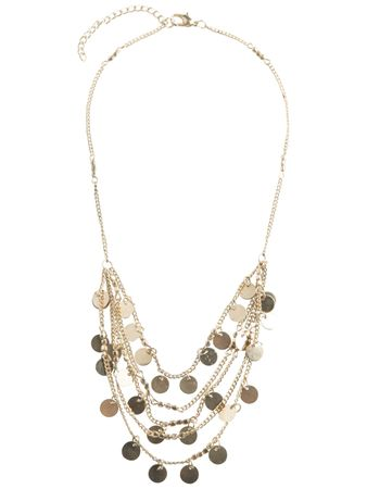 PIECES DAMEN KETTE HALSKETTE NELLIE