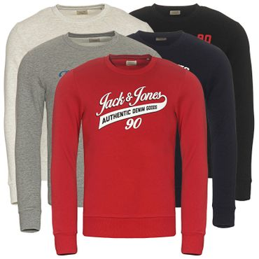JACK & JONES JJELOGO SWEAT