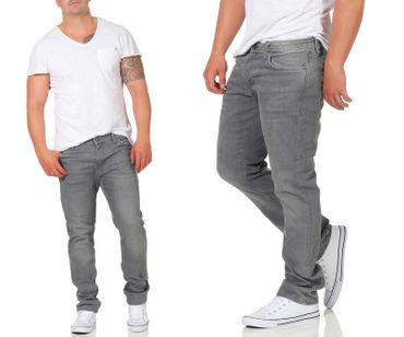 JACK & JONES JEANS GLENN668 GRAU