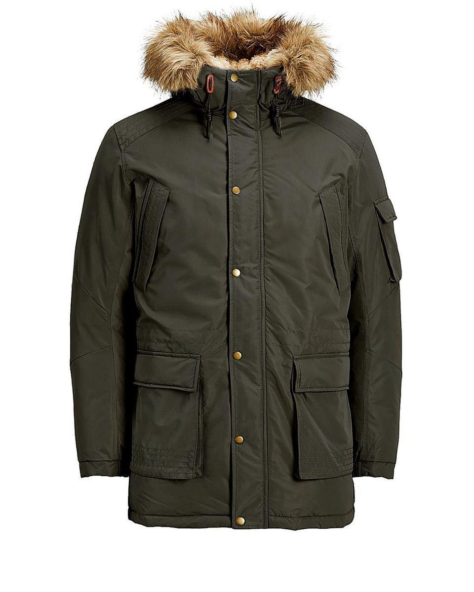 Jack & Jones Winter Jacket Parka Jacket | eBay