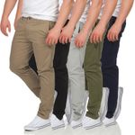 JACK & JONES MARCO BOWIE CHINO HOSE 001