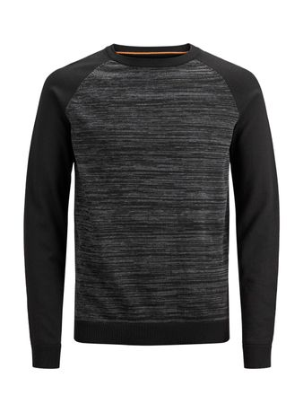 JACK & JONES JCOMONTANA KNIT CREW NECK