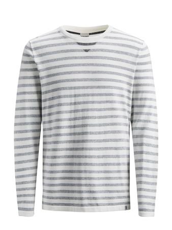 JACK & JONES JCOBULLHEAD KNIT CREW NECK